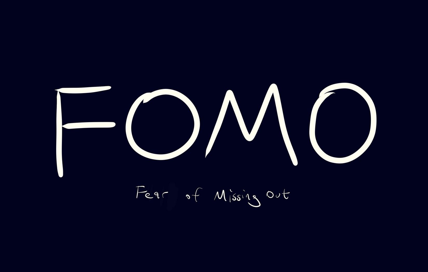 Cumartesi Çıkmazsanız Depresyona Girme Nedeniniz: FOMO